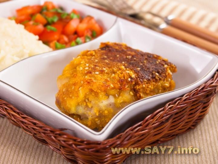 Рецепты из замороженной куриной грудки