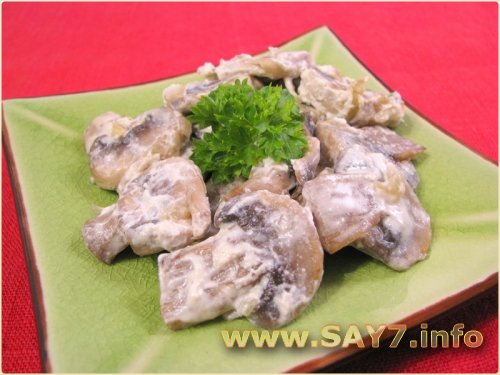 Жарят ли бычки грибы