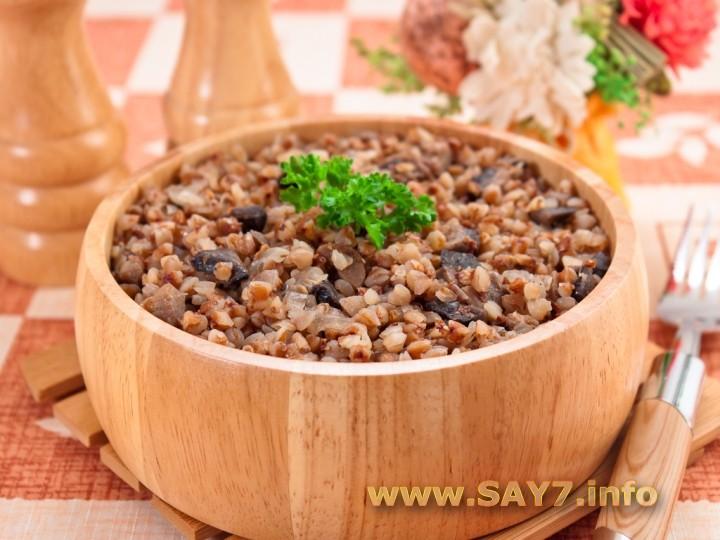 Мясо в горшочках с гречкой рецепт