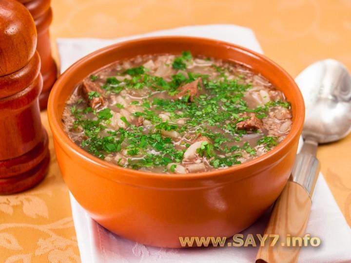 суп харчо рецепт с фото 7