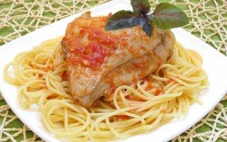 Курица с грибным соусом рецепт 194