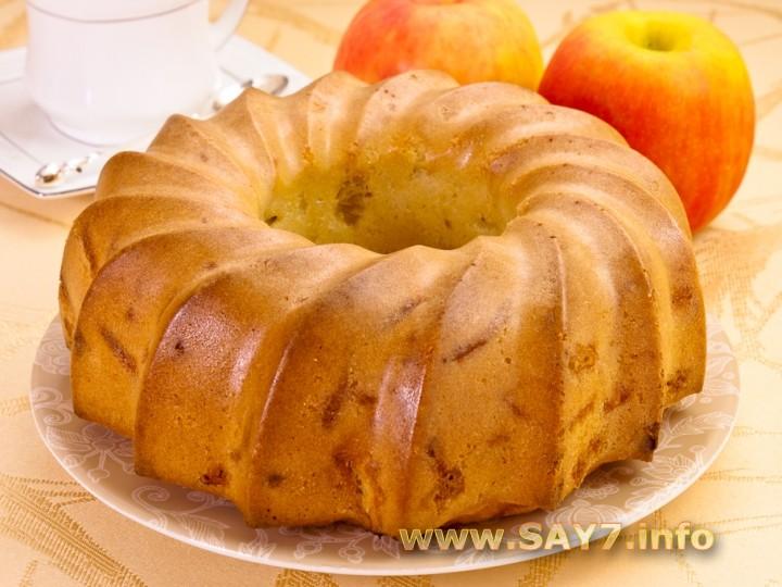 простая шарлотка с яблоками в духовке рецепт