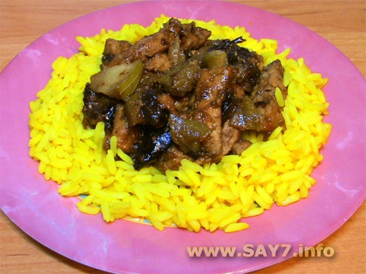 Кулинарные рецепты ребрышки свиные 155