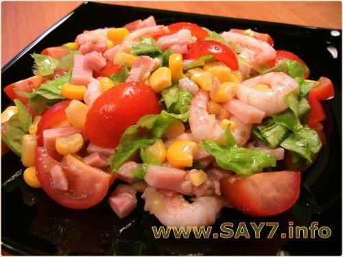 Салат рандеву рецепт с ветчиной рекомендации