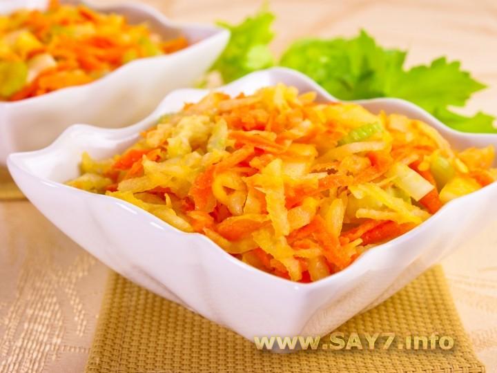 Блюда из кольраби  russianfoodcom