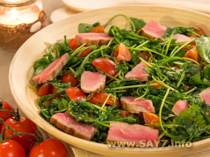 Рецепты салатов с курицей с фото простые и вкусные