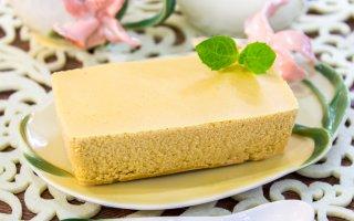 Рецепт: Мороженое Крем-брюле