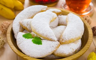 Печенье  Бананчики